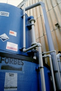 Minibulk Systems, Bunded Storage Tanks providing Safe Chemical Storage for Bunded Fuel Storage Tanks from The Forbes Group.