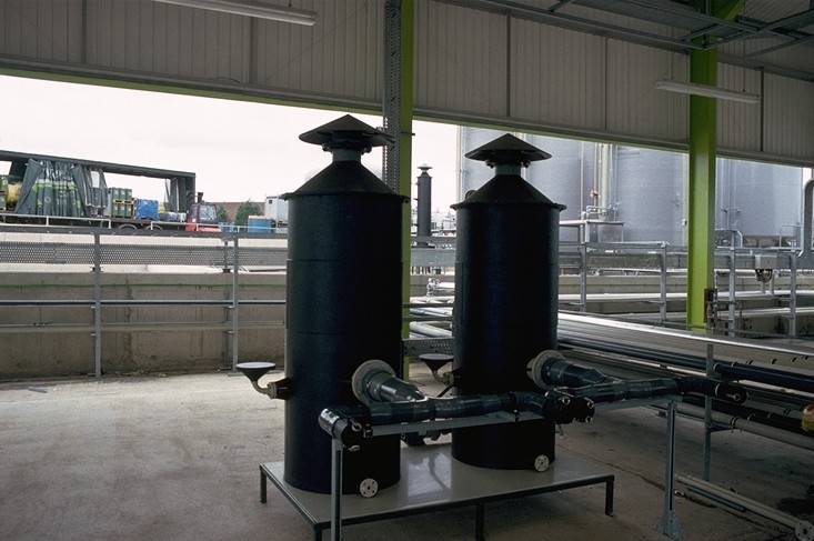 Bulk Tank Vent Scrubbers - The Forbes Group
