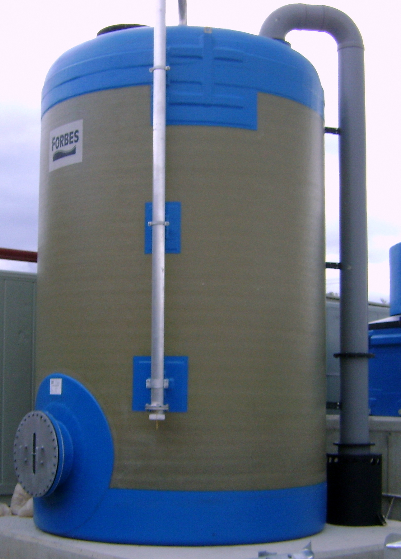 The Forbes Group Grp Salt Saturator Units And Brine