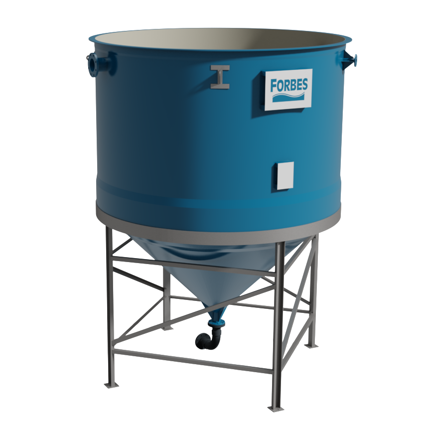 GRP Tanks, Vessels & Silos - The Forbes Group